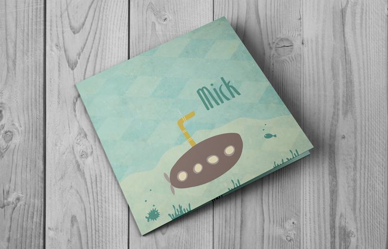 Mick – Duikboot