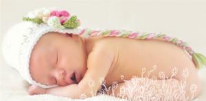 meisje geboortekaartje