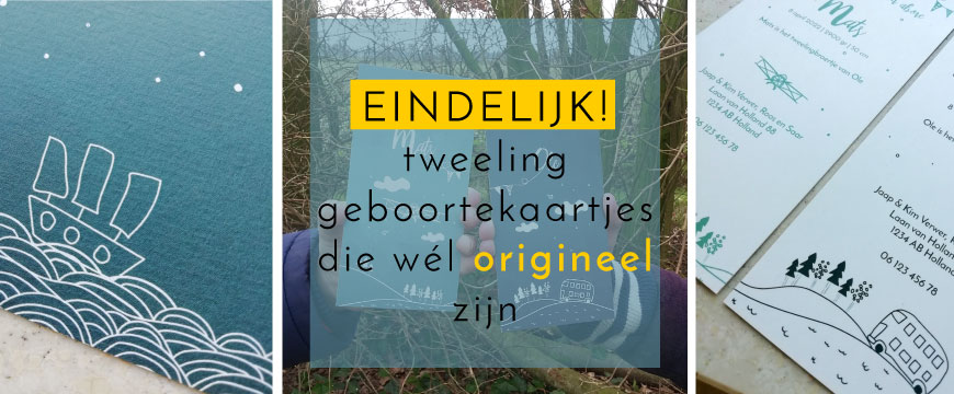 EINDELIJK-tweelinggeboortekaartjes-die-wel-origineel-zijn-Brengover-Kaartjes